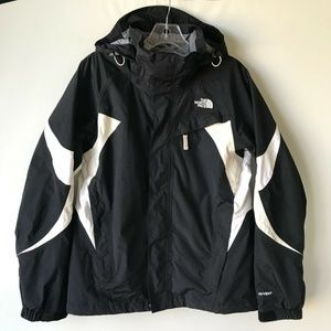 The North Face HyVent Snow Jacket Black #810